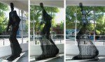 <b>Quantum Man Sculpture</b>