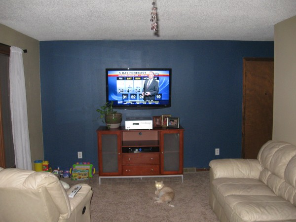 Flat Screen Wall Mounted Furniture