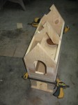 Cat House - Middle Rafter Cutout