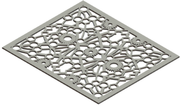 Custom Vent Covers – Decorative HVAC Grate Designs