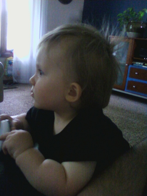 Burly Jack - 13 and a half months - 5-25-2011
