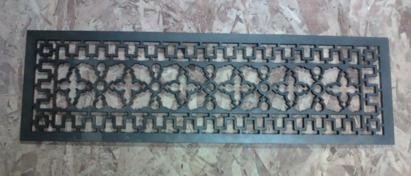 Modern Sized Antique Style Vent Cover