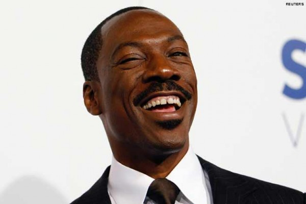 Eddie Murphy - courtesy of Reuters