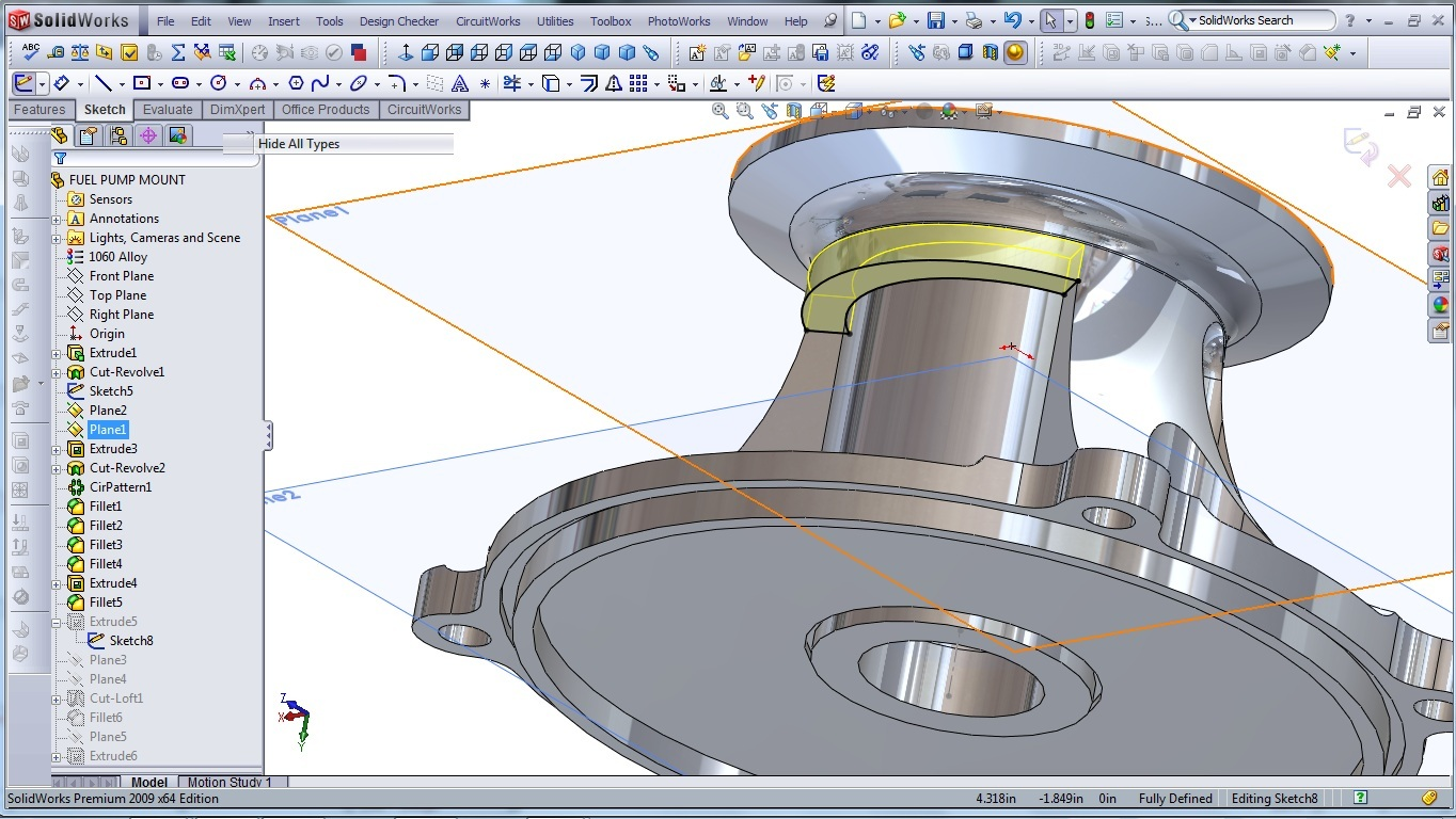 Solidworks Engine Parts Solidworks Free Engine Image For