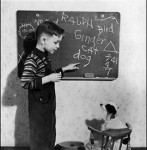 <b>Kids, Chalk, &amp; Blackboards at Home</b>