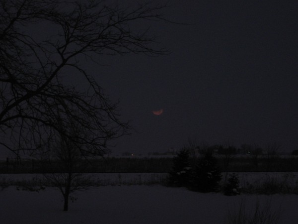 Lunar Eclipse 4 - 12-10-2011