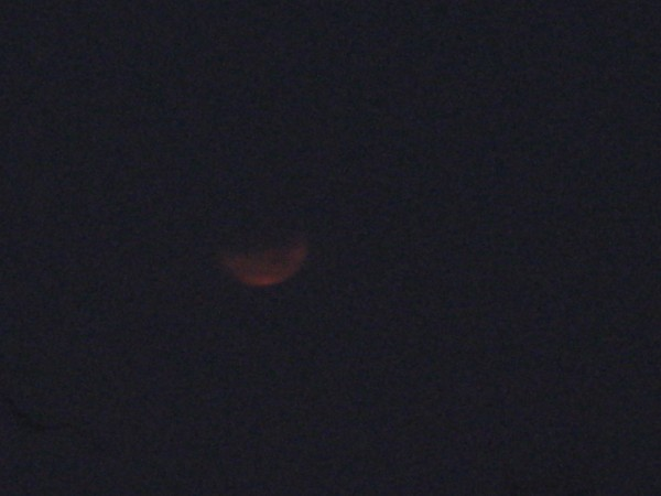 Lunar Eclipse 5 - 12-10-2011