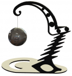 Whimsical Ornament Hanger Rendering 2