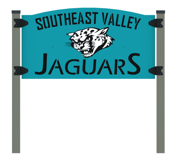 SE VALLEY JAGUARS SIGN render2 back