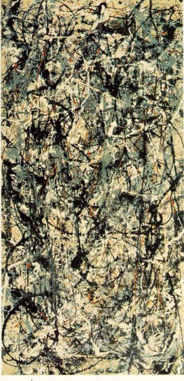 Jackson Pollock, & You Can, Too