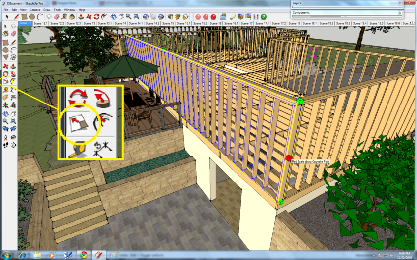 SketchUp's Dynamic Components