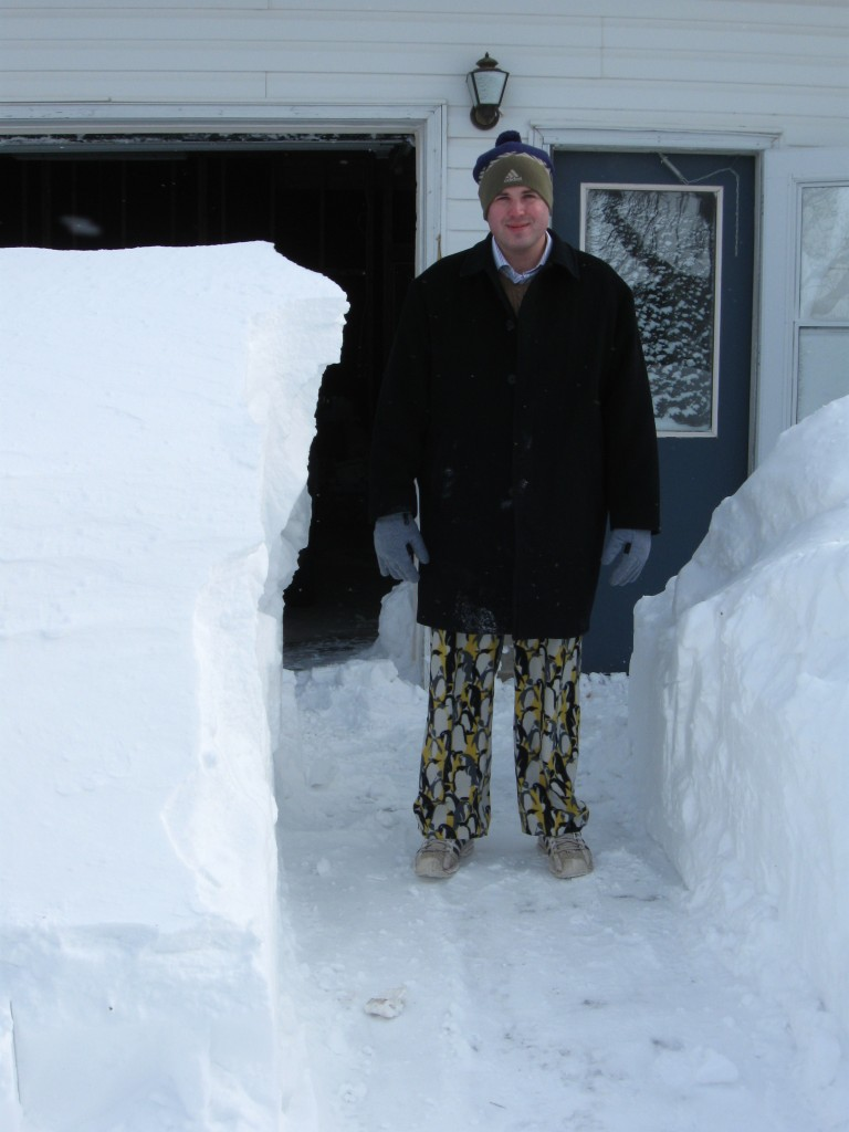 Big Snow Drift