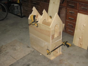 Cat House Mock-Up