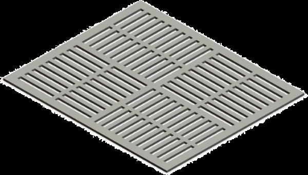 HVAC Custom Decorative Vent Cover - Prairie 3