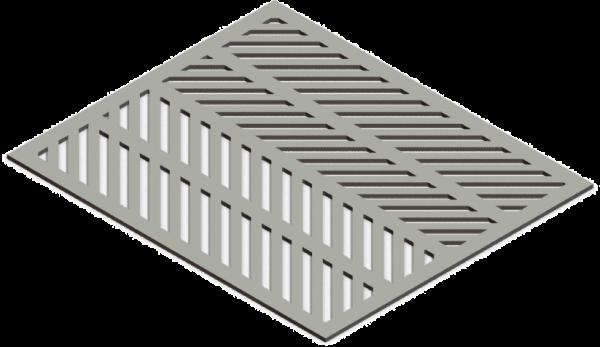 HVAC Custom Decorative Vent Cover - Herring 2