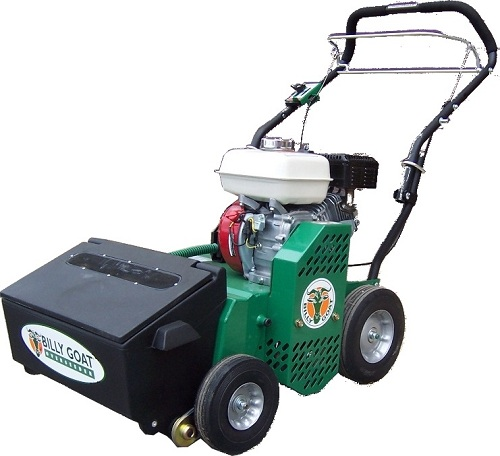 Lawn Overseeder machine - the best way to get thick, healthy turf grass