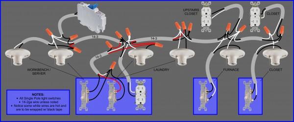 diy home wiring diagram  simulation   kris bunda design