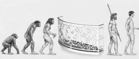 Evolution of Cad Modeling Style - Missing Link: Balcony