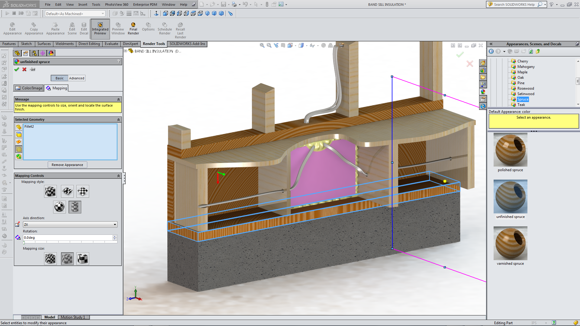 Wiring Diagram With Solidworks : Solidworks photoview don t try this with multibody parts