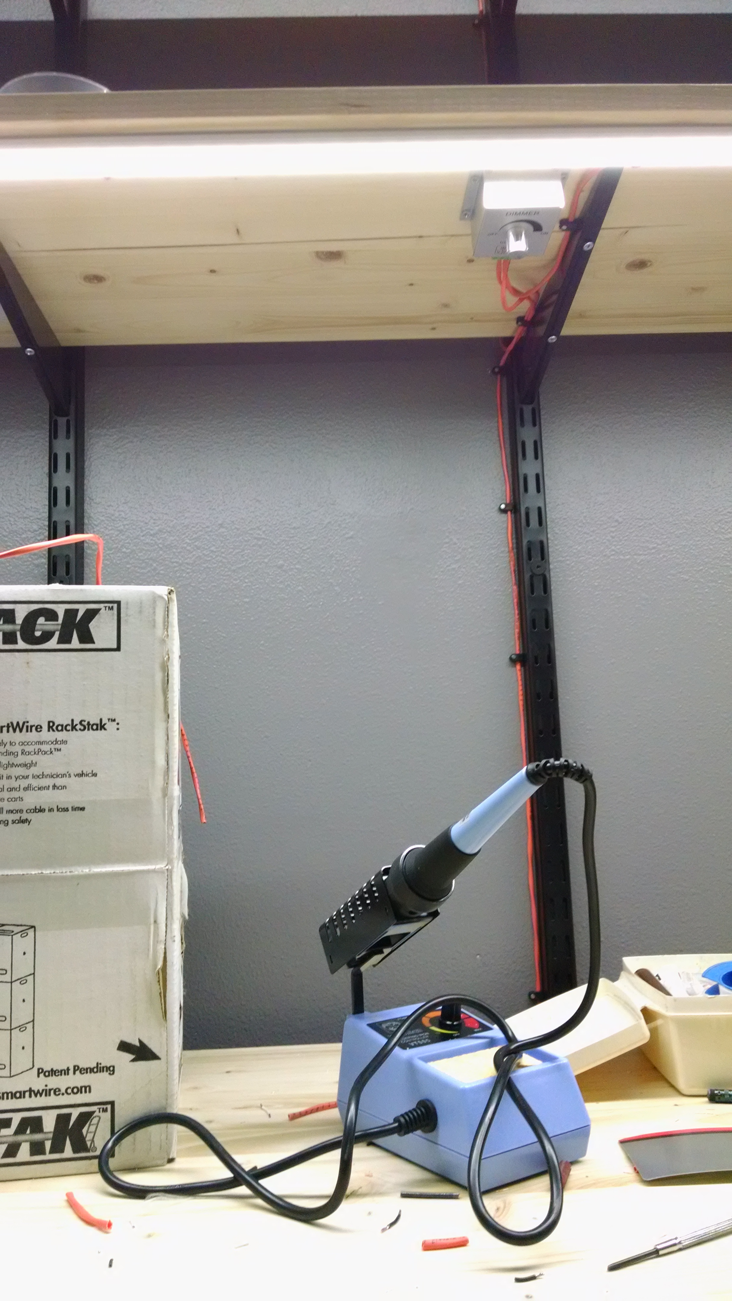 Make Well-Lit Work Spaces: DIY LED Under-Cabinet Strips – Designer Rants
