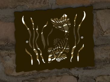 DECORATIVE KOI HARDSCAPE LIGHT SCREEN RENDER 2