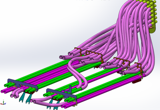 CART MANIFOLDS & SOLIDWORKS ROUTING 2