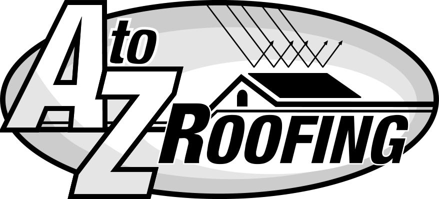 ROOFING COMPANY LOGO BW