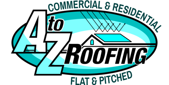 ROOFING COMPANY LOGO COLOR W-TEXT