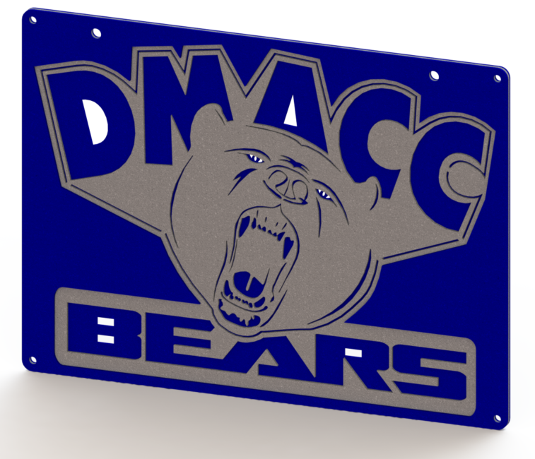 DMACC BEARS - RENDER 1 - 3PC