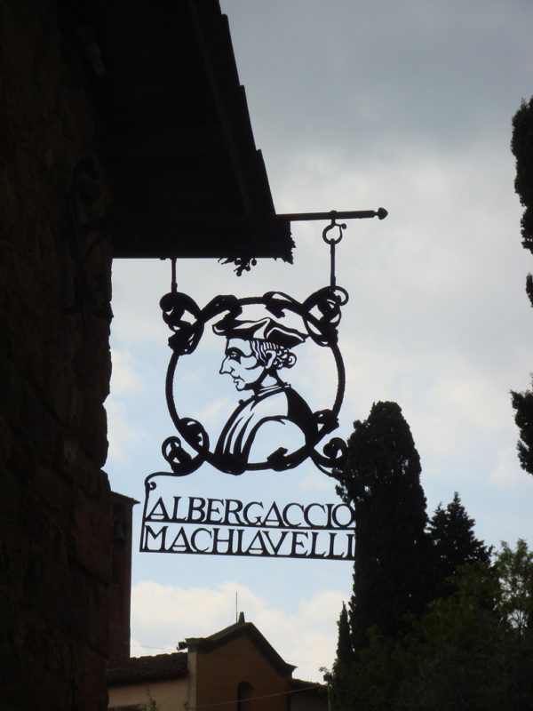 Machiavellian Signage - photo by Matthew Hutchinson - https://www.flickr.com/photos/hiddenloop/4599197545/in/photostream/