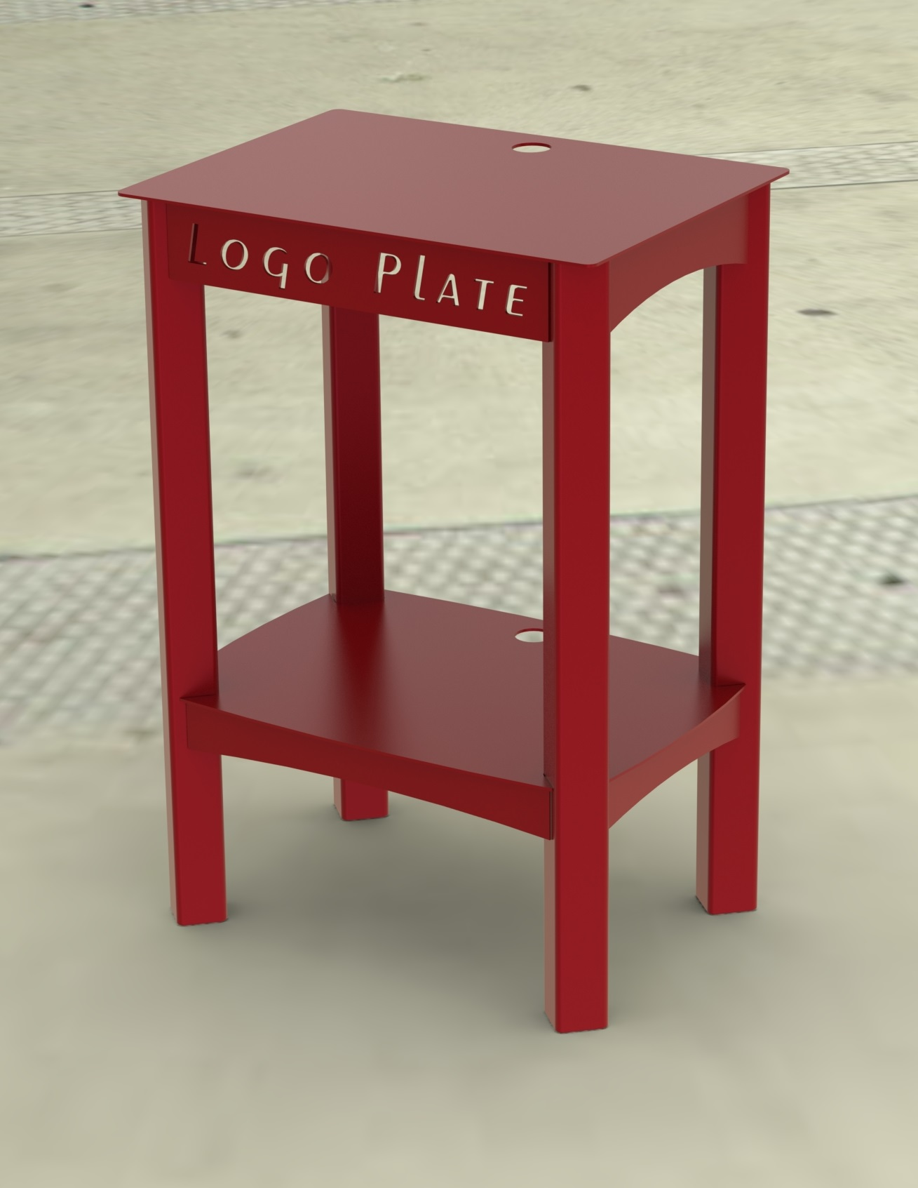 Popcorn Maker Stand With Logo Plate Designer Rants For Machine Wiring Diagrams