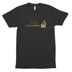 CRAP-OVERFLOW-gray-clear_mockup_Flat-Front_Tri-Black