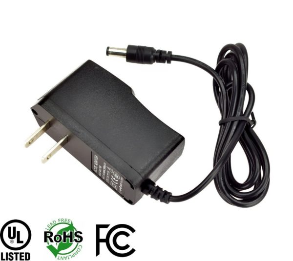 Amazon Prime 12v 2a (24watt) barrel connector power supply