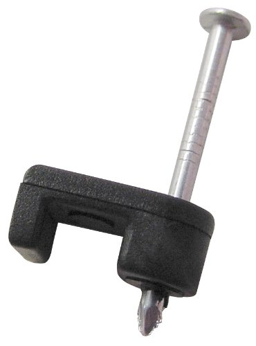 Wire Clips - 3-16th inch Black