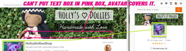 HOLLY'S DOLLIES - COVER IMAGES ARE A PAIN - ETSY