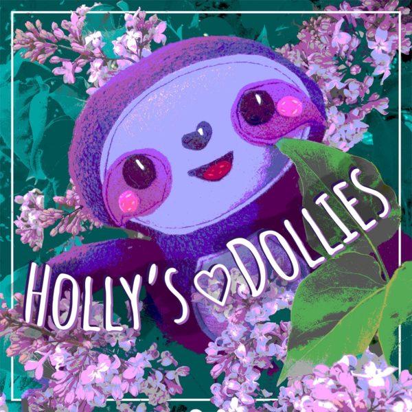 HOLLYS DOLLIES SQ TILE - 1200PX
