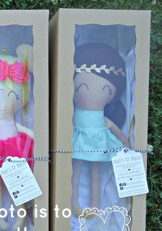 Hollys Dollies Branding Box Tag