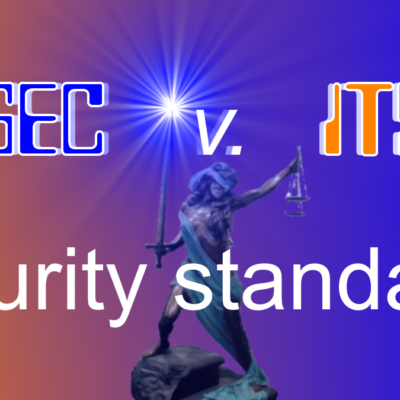 TCSEC vs ITSEC Security Standards